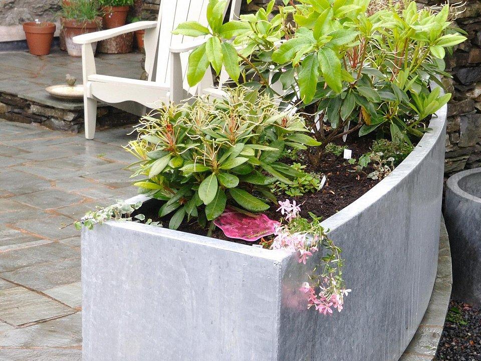 Garden Design Kendal kendal garden - garden design cumbria: buzy lizzie garden design