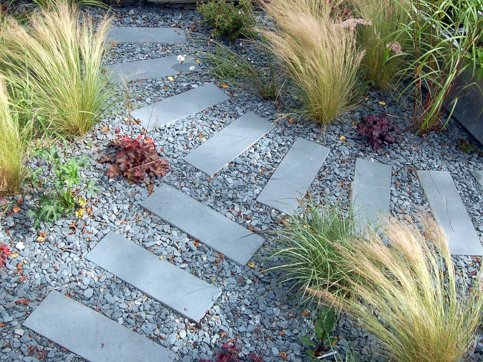 kendal stepping - Garden Design Kendal