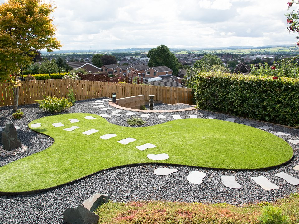 low maintenance - Garden Design Kendal